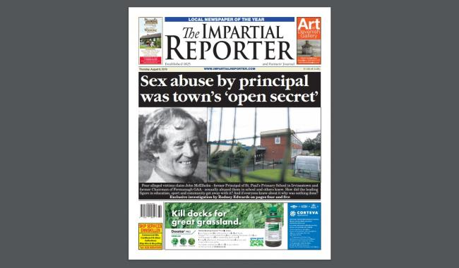 Preview: Sex abuse by principal John McElholm was Irvinestown's 'open secret'