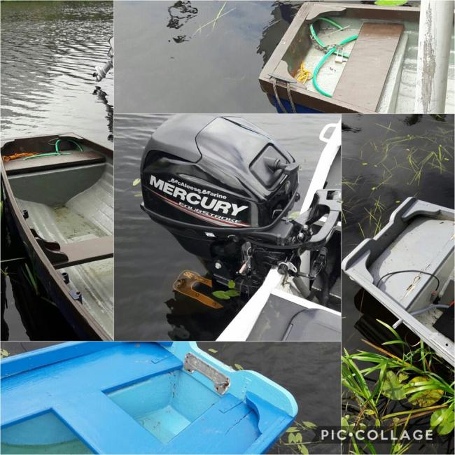 More boat engines stolen in Fermanagh
