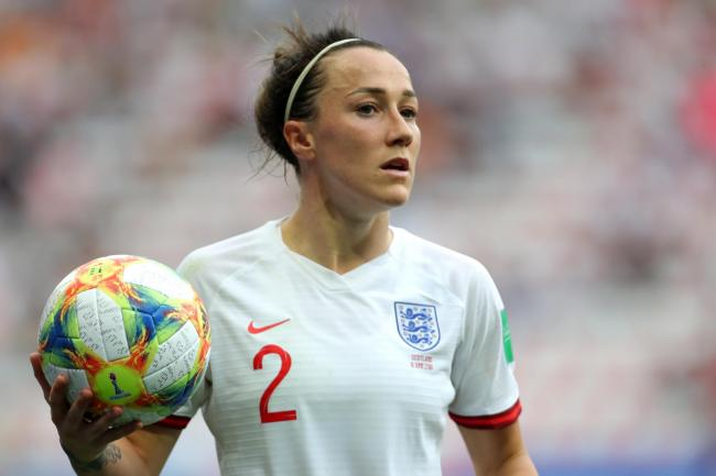 Lucy Bronze says England Women need to perform for 90 minutes