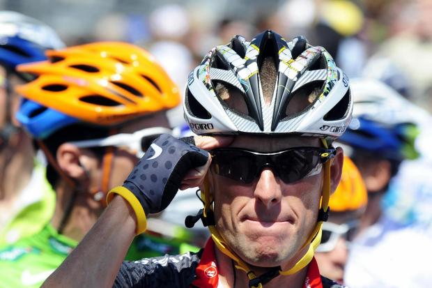 Lance Armstrong was stripped of his seven Tour de France titles