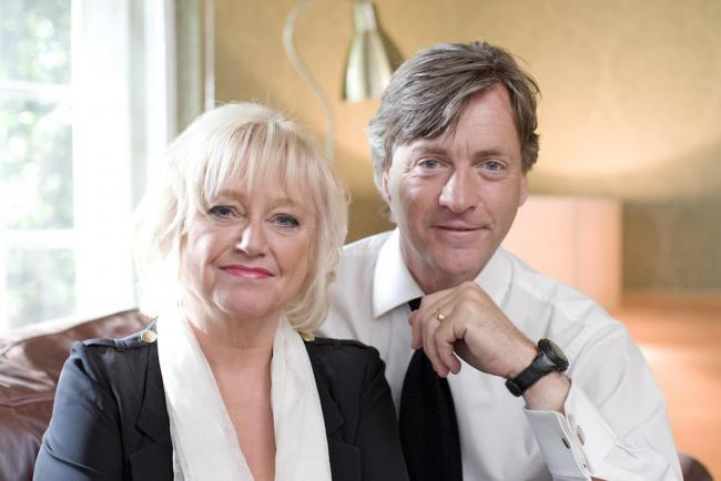 Richard and Judy are delighted to be back on our screens . Picture credit should read: PA Photo/Channel 4/Frankie Jim.