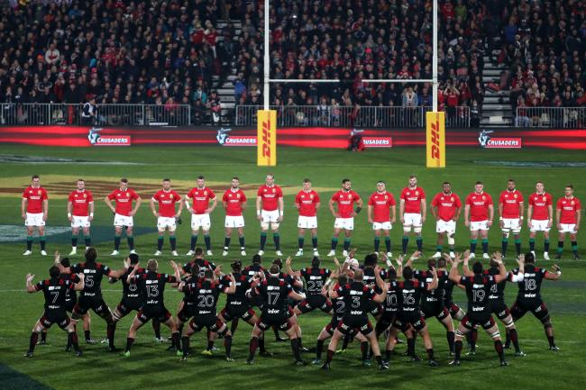 The British and Irish Lions' tour will go ahead as scheduled next summer