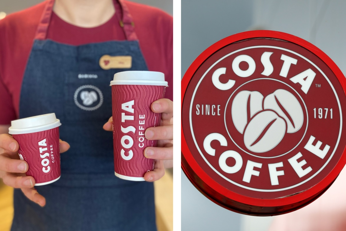 Costa launch 'Mini' size of coffee and unveil new menu