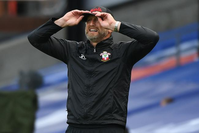 Southampton manager Ralph Hasenhuttl is on the lookout for fresh talent