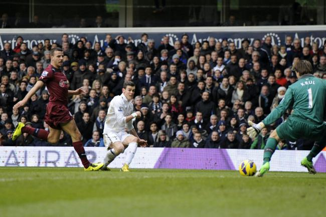 Gareth Bale has scored against Newcastle previously