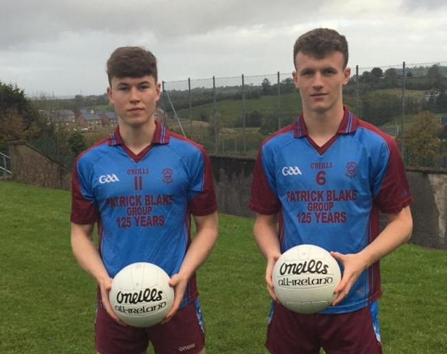 Ronan McCaffrey and Conor Murphy have been named captain and ice captain respectively of the St. Michael's MacRory Cup squad.