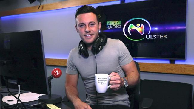 Nathan Carter is to sit in for Hugo Duncan on the popular BBC Radio Ulster daytime programme.