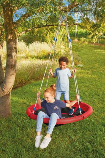 Impartial Reporter: Playtive Nest Swing. (Lidl)