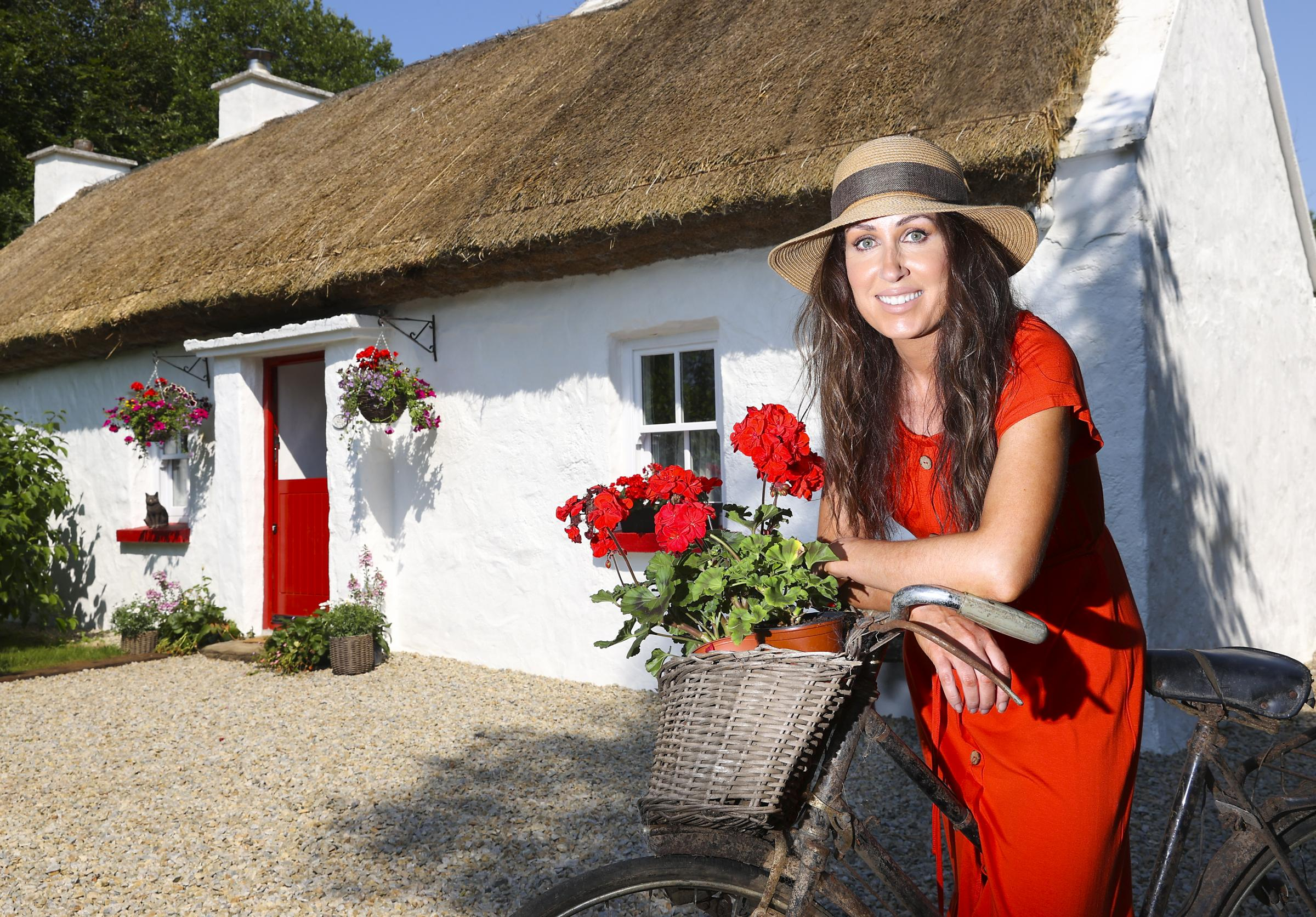 Fermanagh thatched cottage wows with nods to Irish heritage