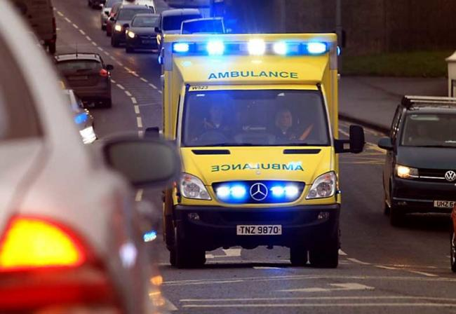 One person taken to hospital following Fermanagh crash