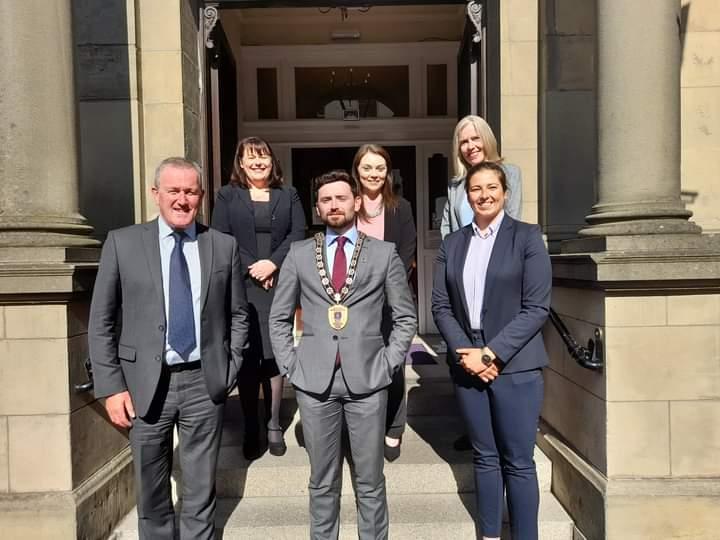 Enniskillen a town of interest for Civil Service hub – Murphy