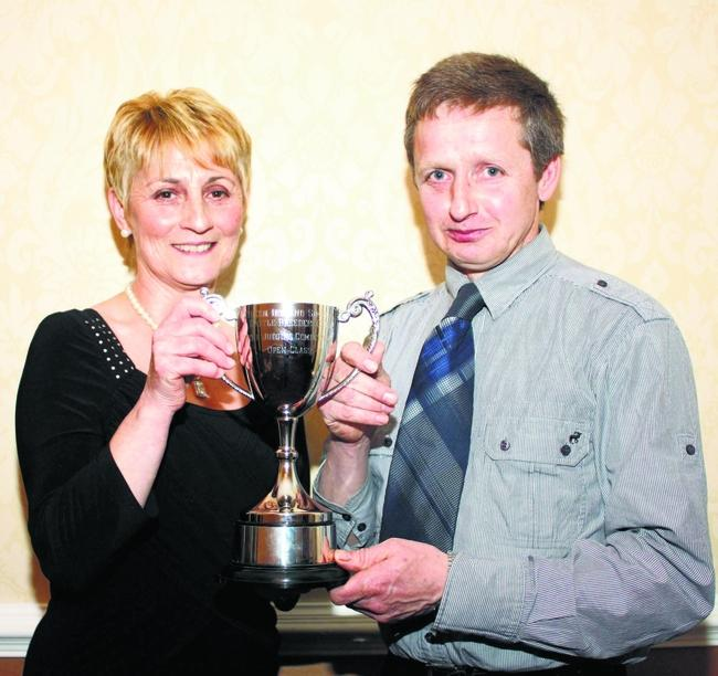 Fermanagh breeders show off the silverware