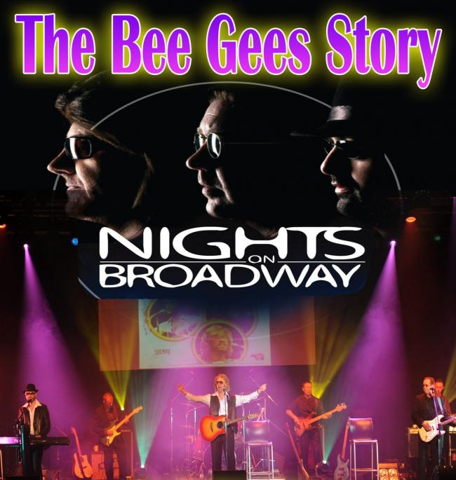 'The Bee Gees Story' comes to the Ardhowen in February. (52252242)