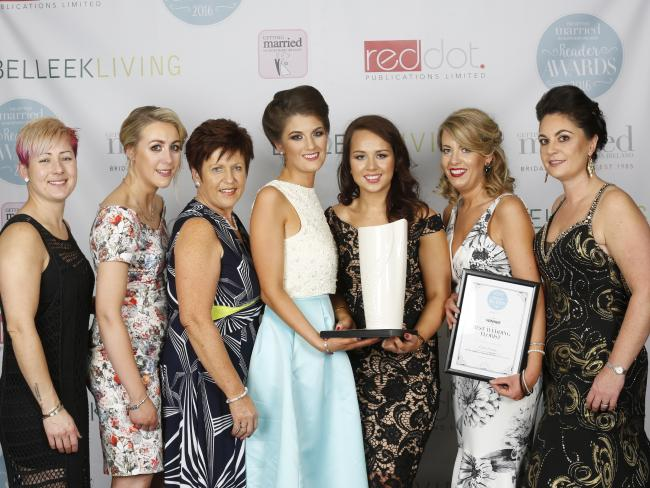 Local business Clare Flower receives top honour.