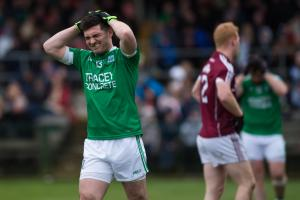 Disappointment for Fermanagh at the final whistle