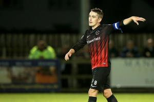 Ballinamallard captain James McKenna will decide on his future in the next couple of weeks.