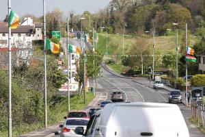 Report into flags due as lamp posts bear tricolours to mark 1916 Rising