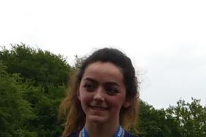 Edel claims Ulster silver and bronze