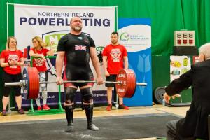 Colin Wright will head to Belarus to compete in the World Powerlifting Championships.