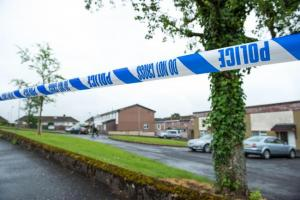 Irvinestown security alert ends
