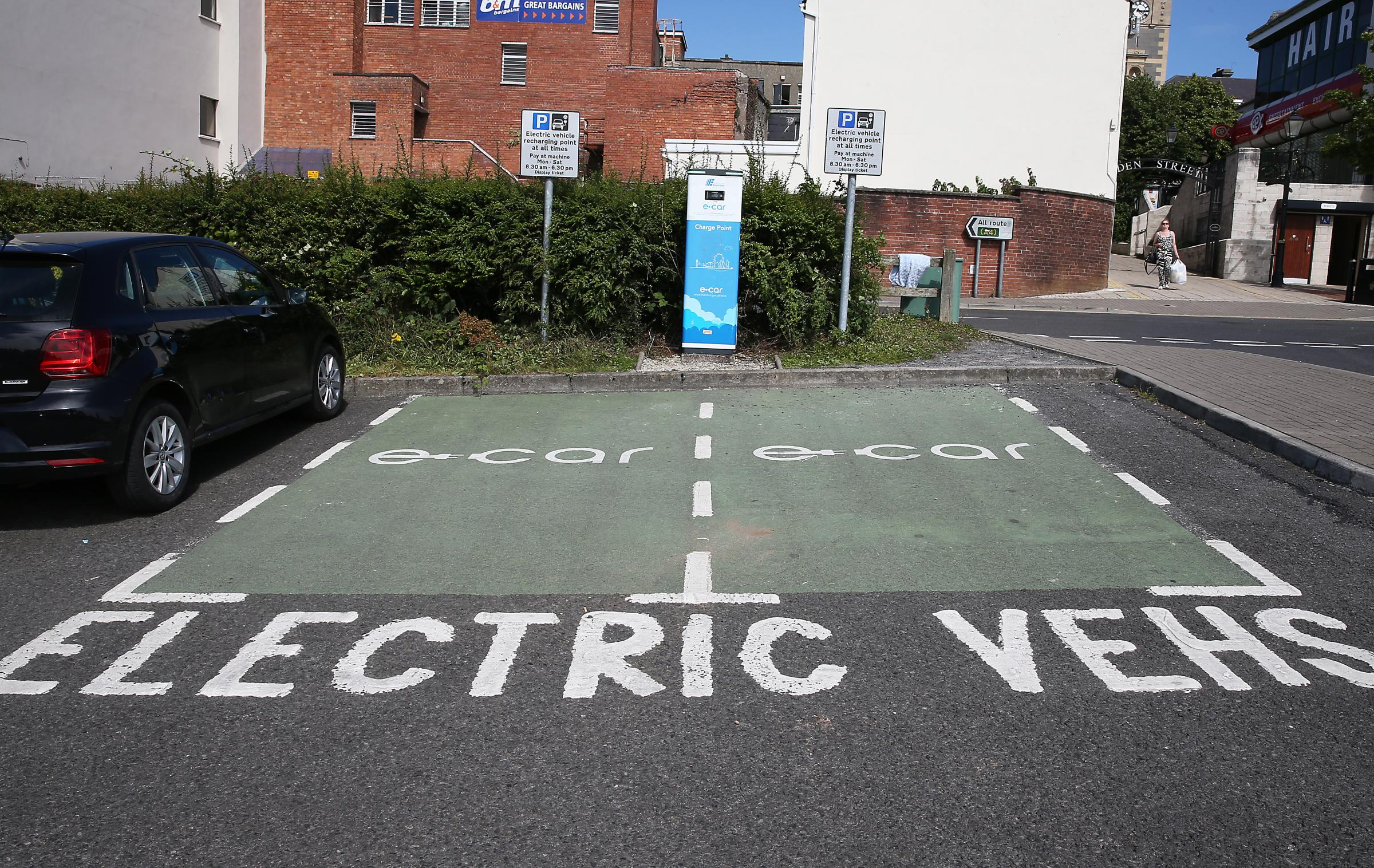 Plans to relocate under-used ecar charging points to other