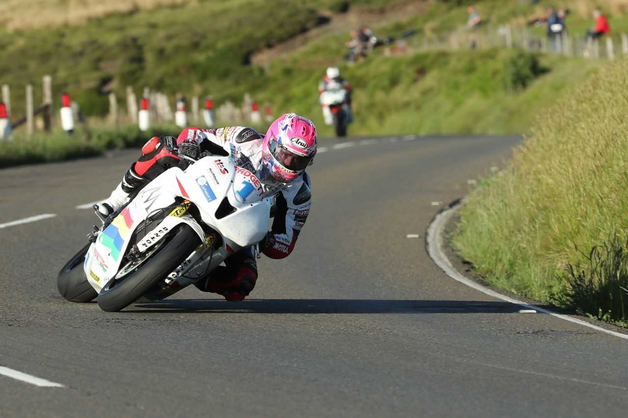 Lee Johnston will make his return from injury at the Ulster Grand Prix.