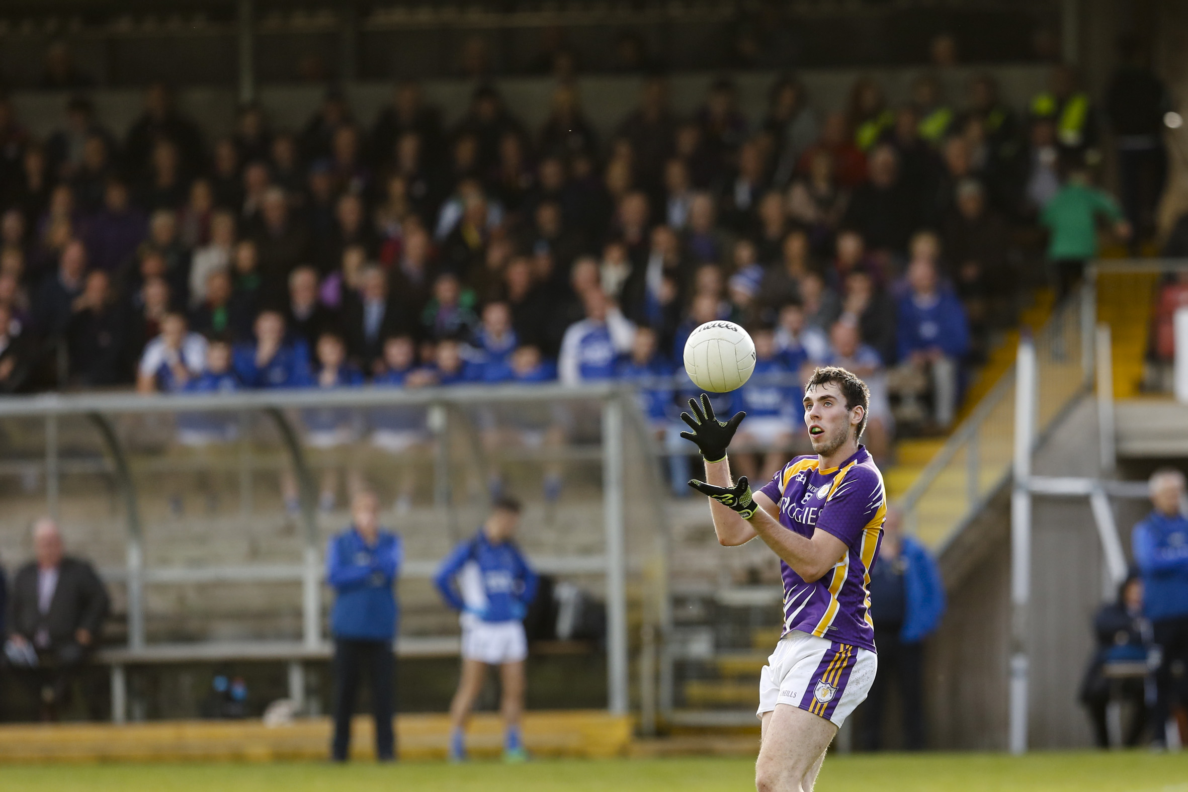 Ryan Jones will be a key player for Derrygonnelly when they take on Cavan Gaels on Sunday in Clones.