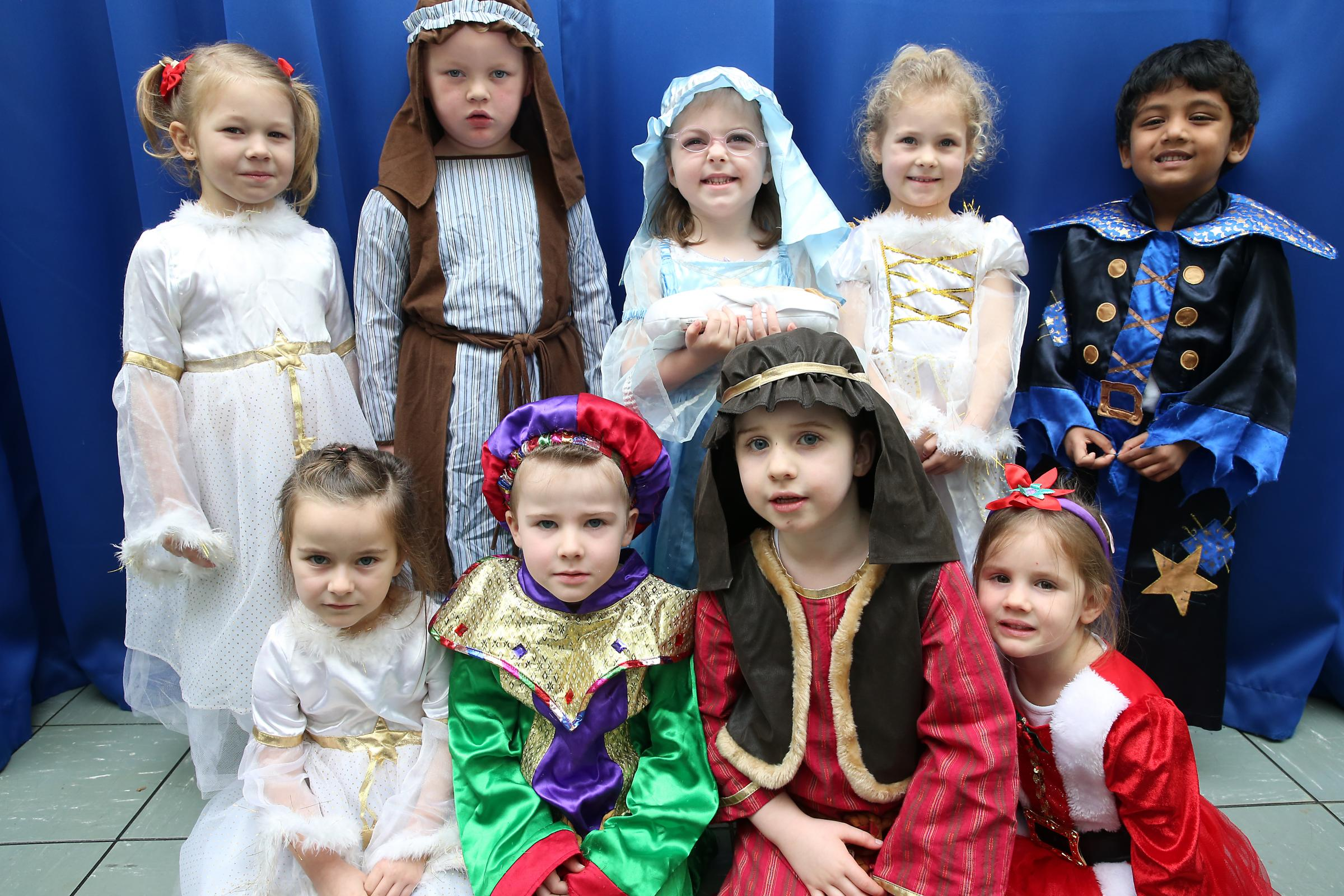 Christmas nativity play an 'unmissable event' at Holy Trinity Primary School