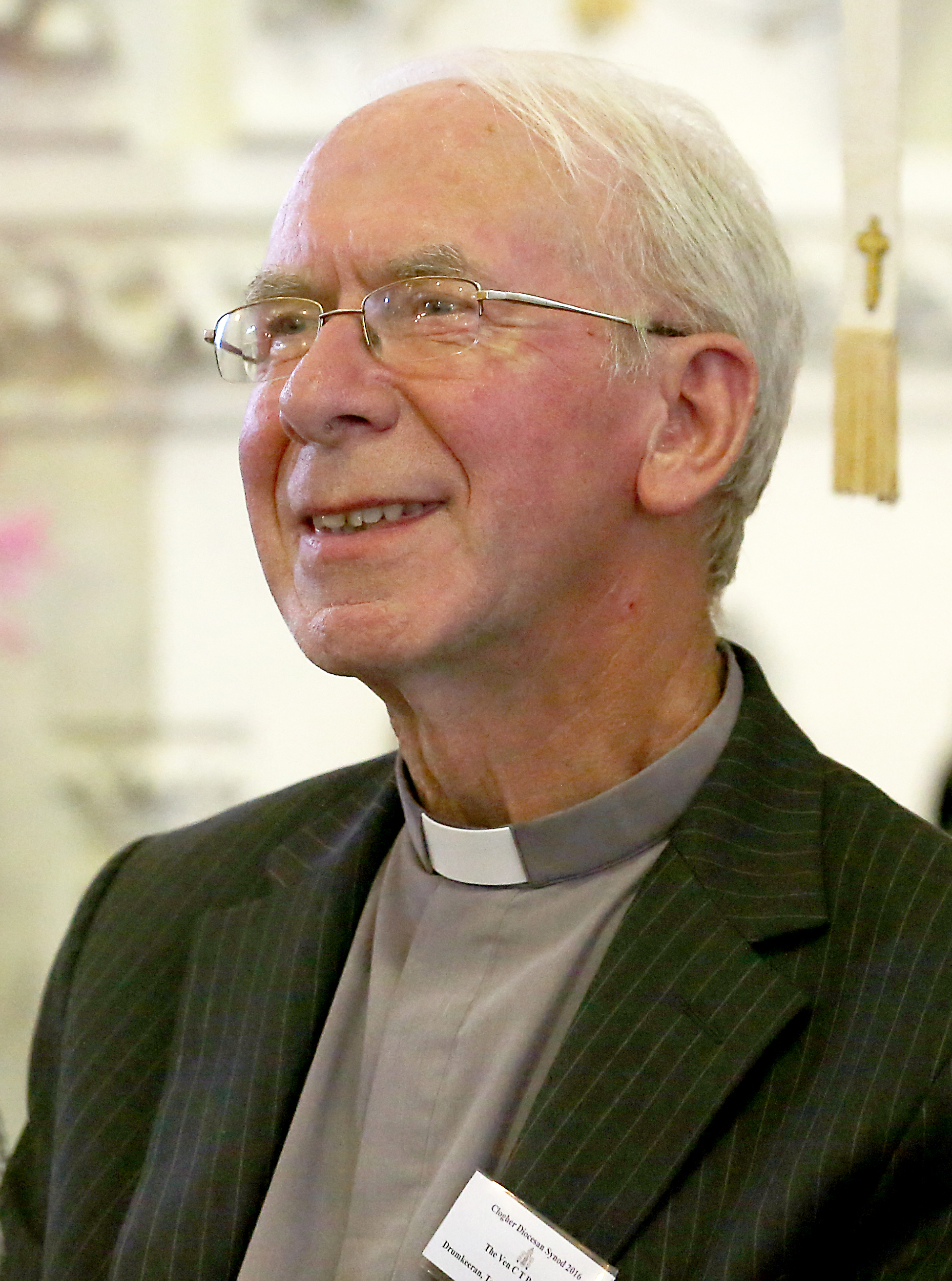 Archdeacon Cecil Pringle is to retire at the end of February.