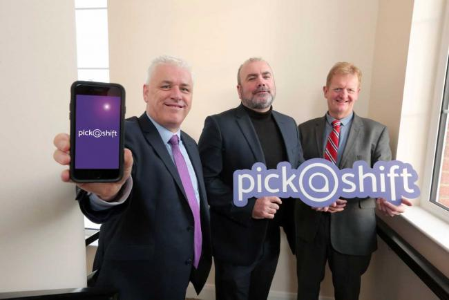 Former journalist Fearghal McKinney inspired by health sector in app launch