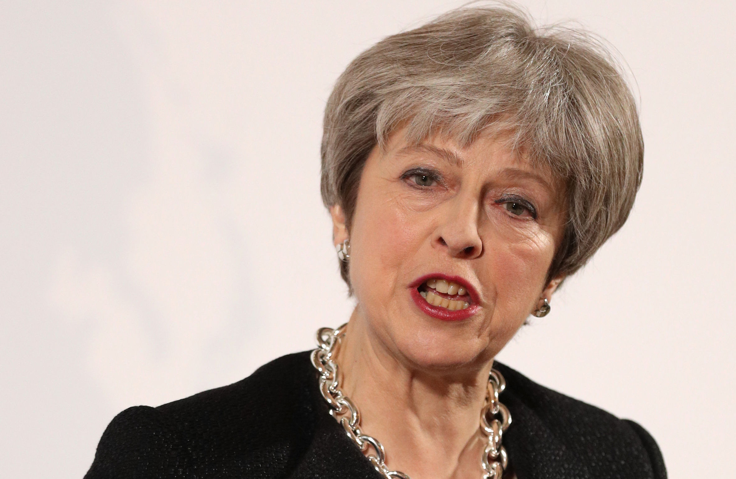 Parties still divided after May sets out her Border plans