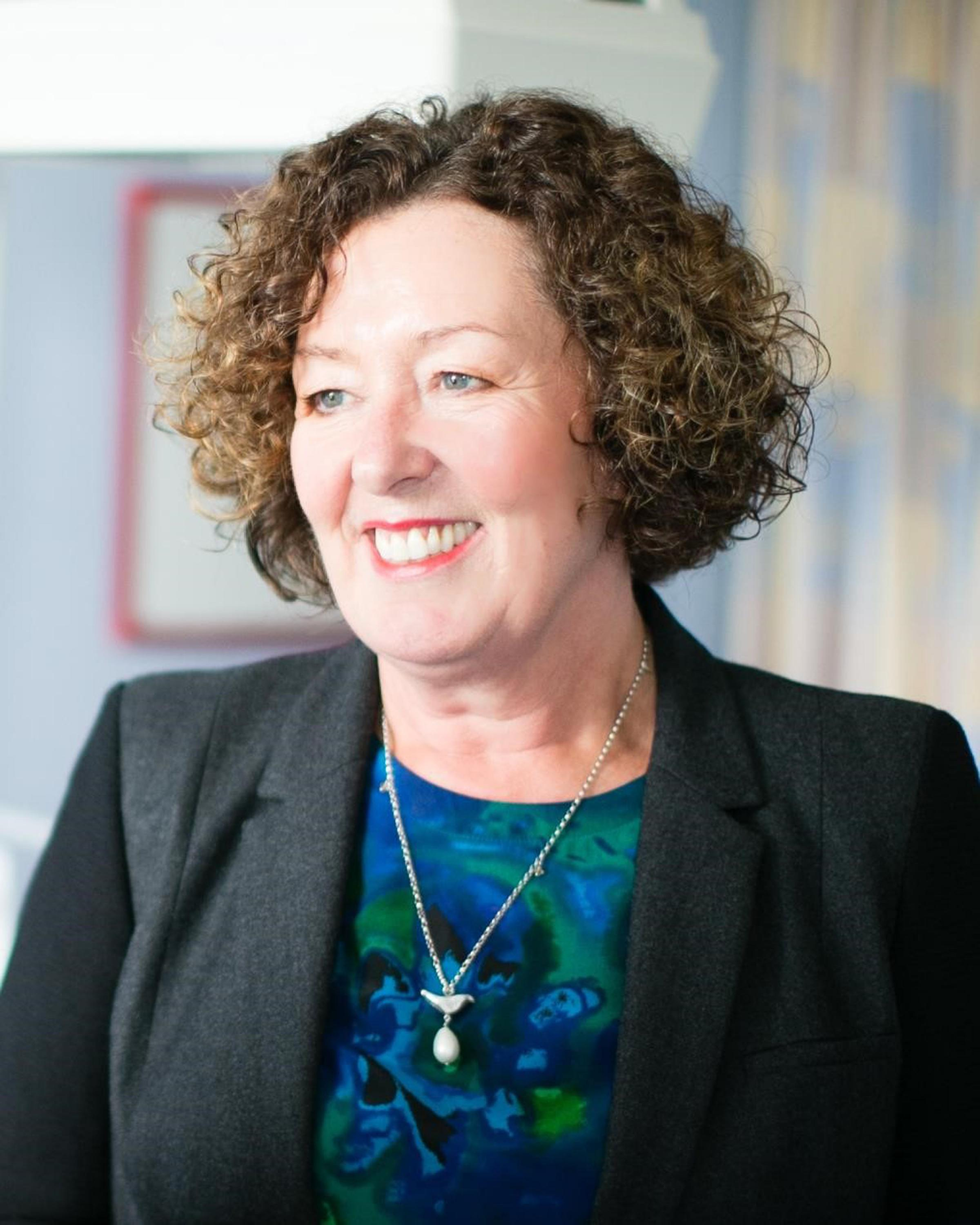 APPOINTED: Dame Jackie Daniel has been appointed as Chief Executive of the Newcastle Hospitals NHS Foundation Trust.