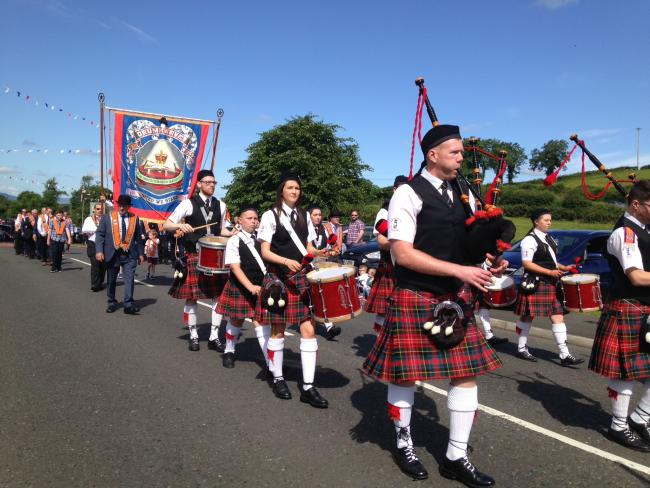Twelfth to take place in Brookeborough this morning