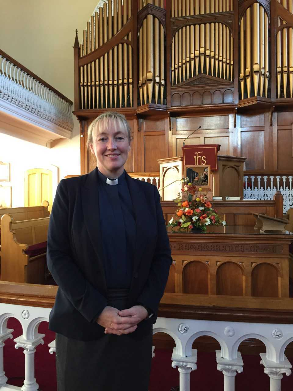Rev. Lorna Dreaning