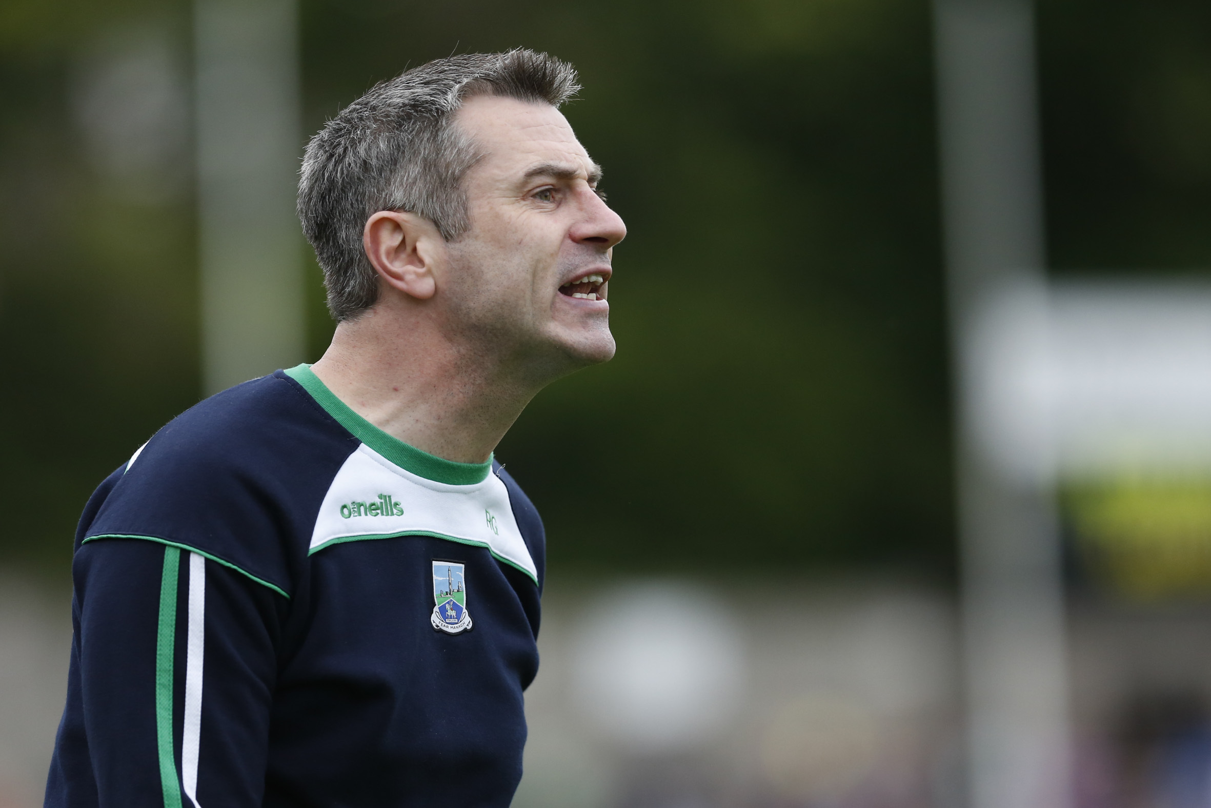 Fermanagh Manager, Rory Gallagher.