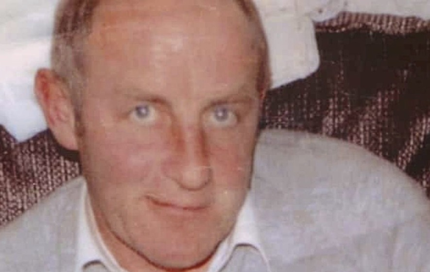 Tony Lynch, went missing in Clones in January 2002. Pic by RTE Crimecall