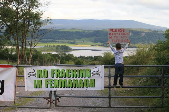 Fracking bid renewed as consultation begins