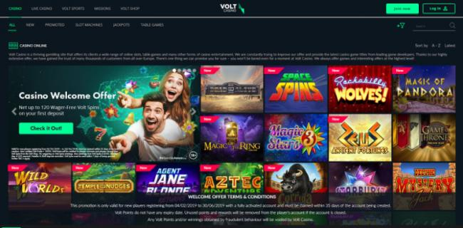 Catching up with Volt Casino one year later